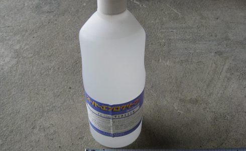 スーパーエフロクリーン (白華除去剤)
