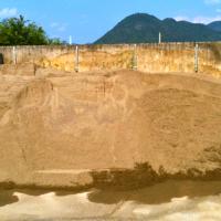 川砂 [River Sand]