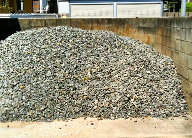 砕石 [Crushed Stone] 30~50